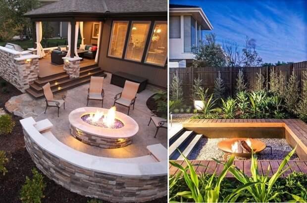 Современные идеи по обустройству летнего патио, которое станет излюбленным местом для отдыха.