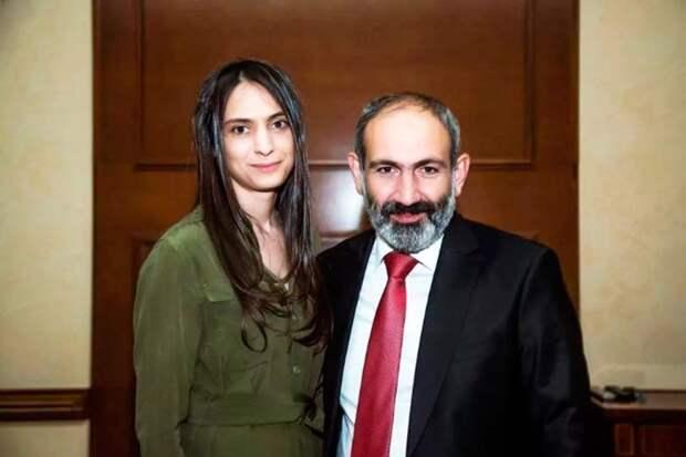 Власти Армении рассердились и опровергли сообщения некоторых СМИ, которые обвиняли деда Пашиняна в предательстве