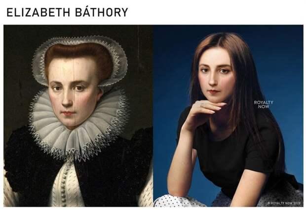 Дизайнер представляет, как выглядели бы знаменитые личности прошлого
