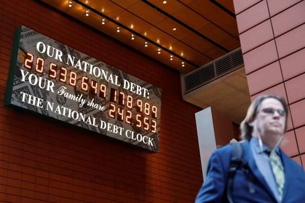 Антиамериканский мейнстрим: трюк России запустил массовую распродажу госдолга США
