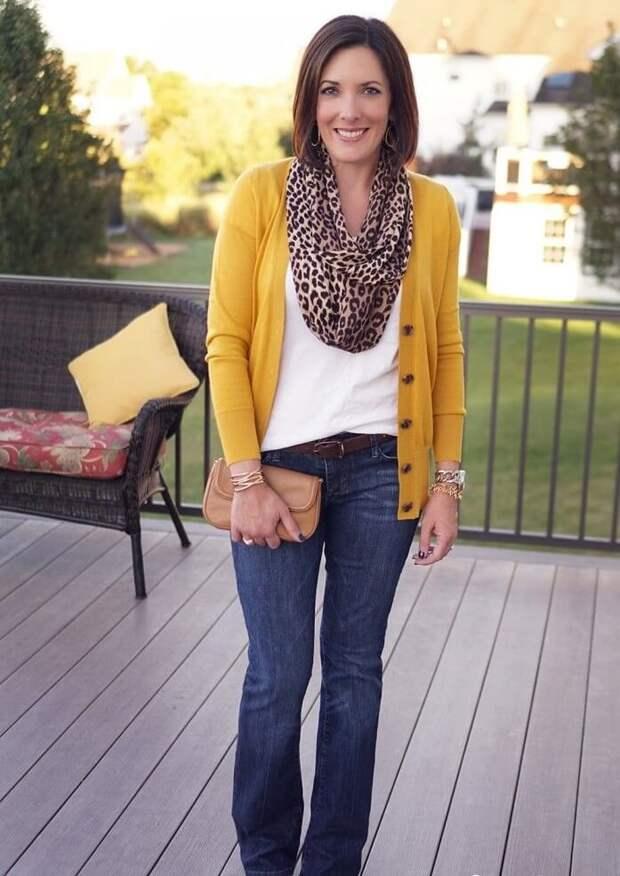 весенний образ женщины 40 лет