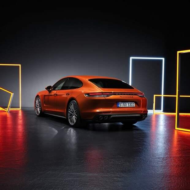 Porsche Panamera 2021 года что будет нового?