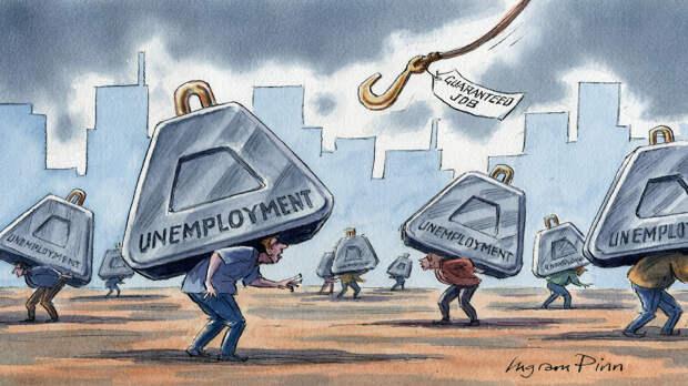 Почему американцы сейчас не хотят работать?