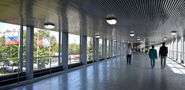 Надземный переход возведут через трассу Солнцево – Бутово – Варшавское шоссе