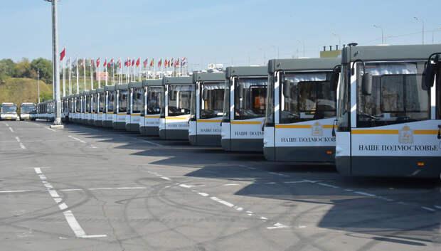 Количество пассажиров в автобусах Подмосковья выросло на 2% по сравнению с прошлой неделей