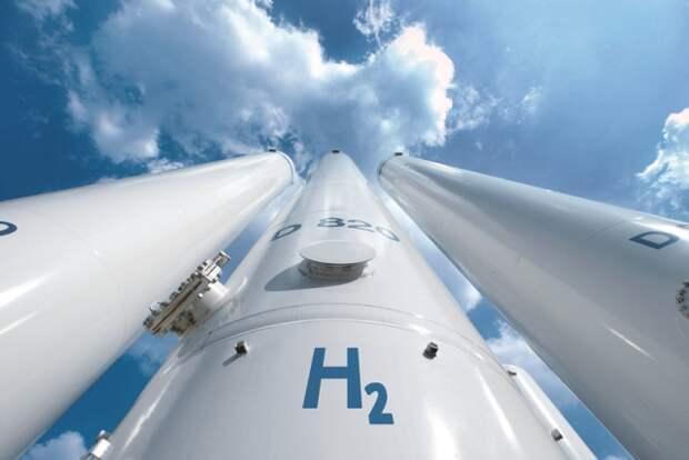 """""""Газпром нефть"""" развивает технологии получения """"бирюзового"""" водорода"""