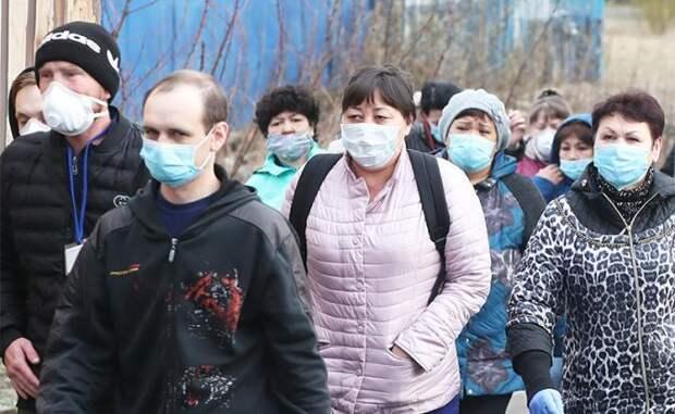 Нина Останина: У власти не хватает мозгов, чтобы защитить россиян от коронавируса