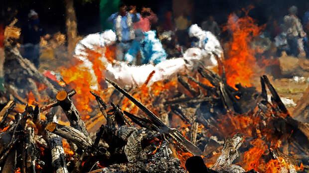 Самое страшное – не в Индии сегодня, а в мире завтра