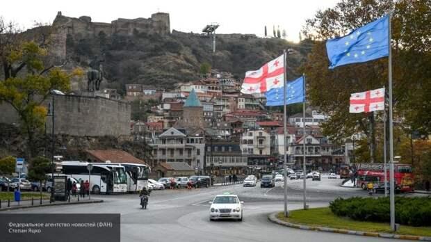 «Дружественная» Грузия не впустила украинских депутатов на парламентские выборы