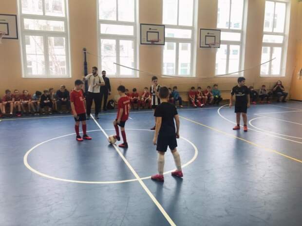 Дети из Некрасовки забили гол команде из Выхино-Жулебино