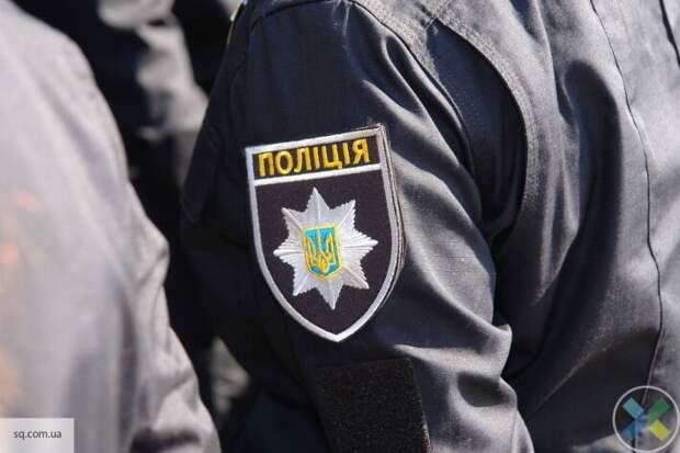 В Киеве во время акции протеста пострадали 27 полицейских