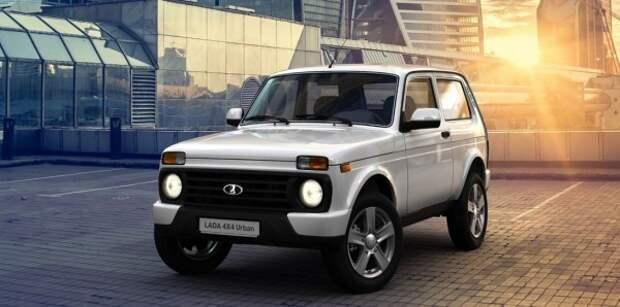 «АвтоВАЗ» разрабатывает новую модель внедорожника