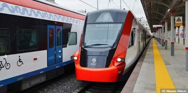 Собянин: В Москве завершается строительство нового железнодорожного вокзала/Фото: Ю. Иванко mos.ru