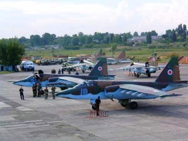 Сухой Су-25КМ Скорпион