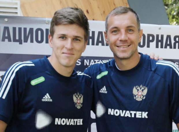 Почему в основе сборной России будет нападающий «Зенита» Дзюба, а не форвард «Спартака» Соболев