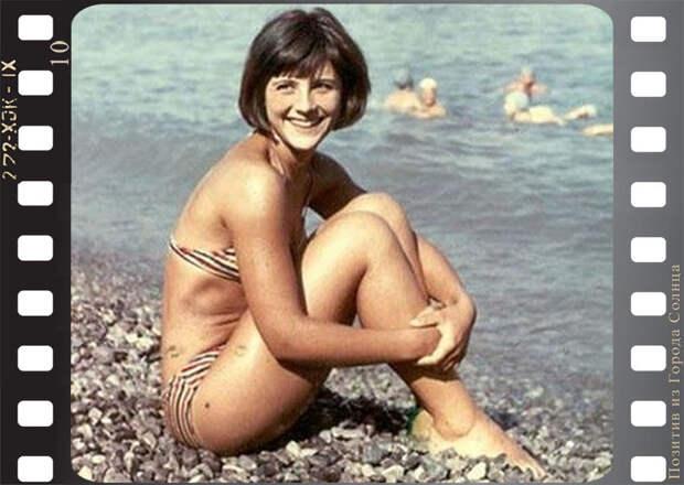 Советские красотки в купальниках. Продолжение