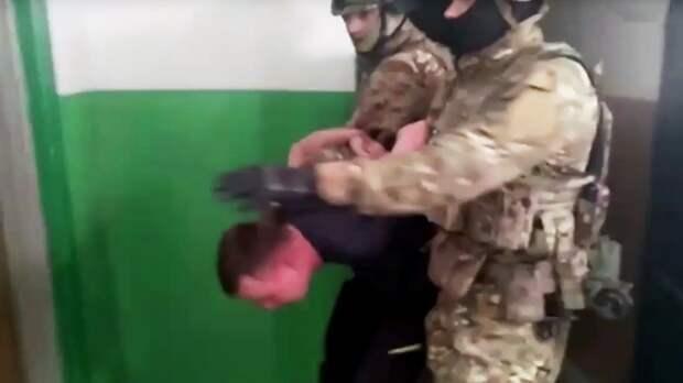 Появилось видео задержания убийц бывшего футболиста «Иртыша»