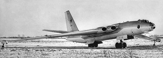Советский М-4. Первый в мире стратегический реактивный бомбардировщик