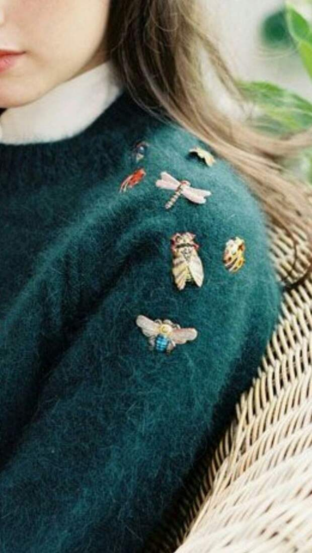 Букашечки, пчёлки и мухи