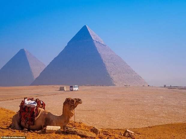 13. Пирамиды Гизы, Египет красивые места, места, мир, путешествия, рейтинг, страны, туризм, фото