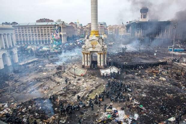 Кровавая бойня в Киеве и разрушение страны: грязный план украинской элиты