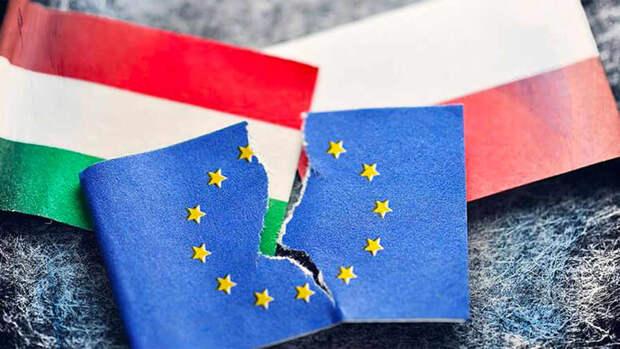 Польша пригрозила выйти из Евросоюза из-за конфликта с Брюсселем