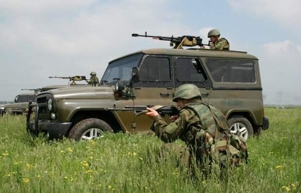 Миротворческая бригада ЦВО приведена в боевую готовность в рамках внезапной проверки