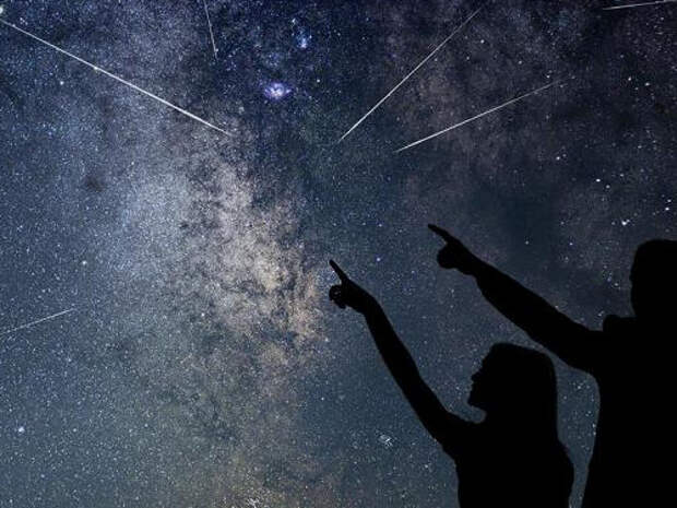 Все-все звездопады 2021 года. Загадываем желание на падающую звезду!