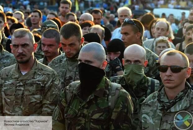 В Одессе «Нацкорпус» напал на журналистов и депутата Рады Украины
