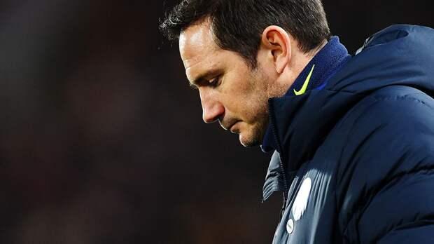 Лэмпард: «Меня беспокоит то, как «Челси» быстро растерял форму»