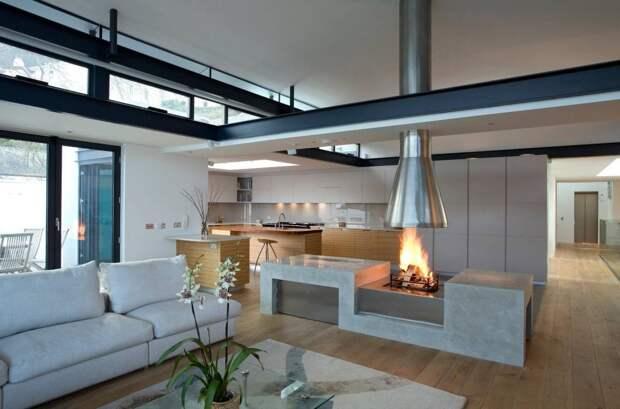 Футуризм в деталях: что делает дом в этом стиле особенным?