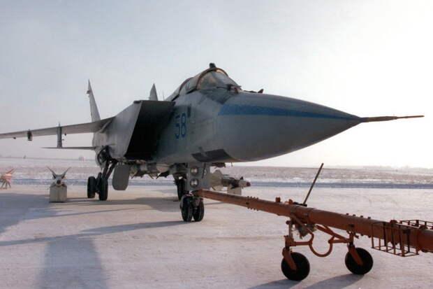 Забытый проект: МиГ-31М мог стать самым боеспособным самолетом в мире