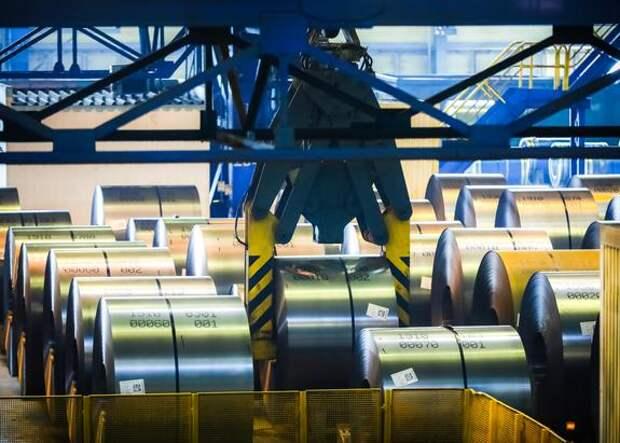 Темпы роста промышленности на Южном Урале выше, чем в среднем по России