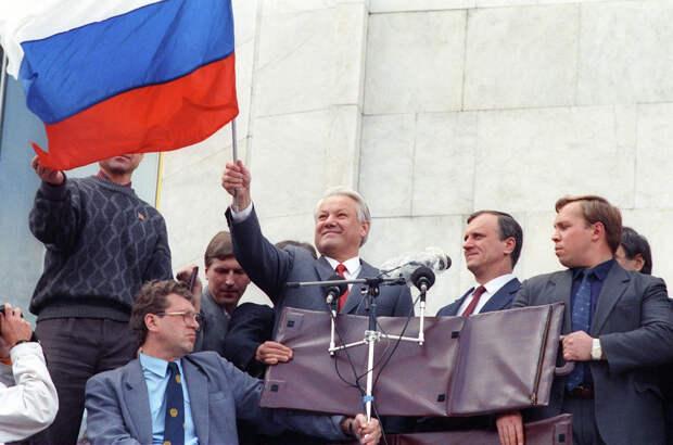 Августовский путч 91-го: как пытались спасти СССР