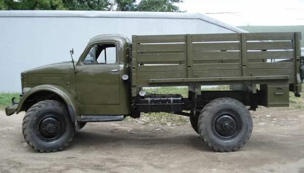 БТР-40. Первый советский серийный бронетранспортёр