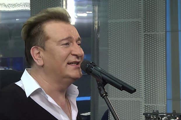 Певец Сергей Пенкин поблагодарил своих поклонников