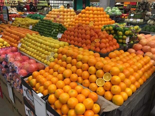 12 фотографий овощей и фруктов, которые выглядят как отдельный вид искусства