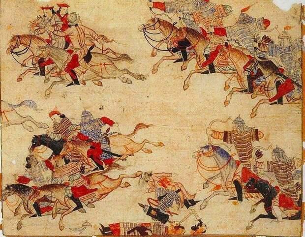 Кочевая империя монголов. Как и почему