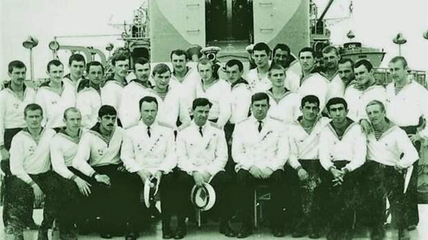 """Бунт на """"Сторожевом"""": зачем советский офицер захватил военный корабль"""