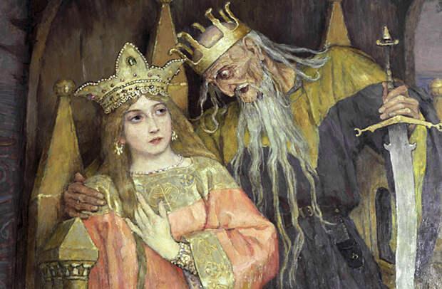 3 героя русских сказок, у которых были любовницы