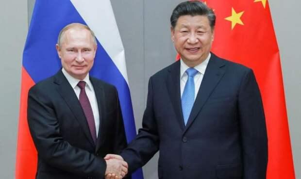 Разведка США предсказала России проблемы с Китаем