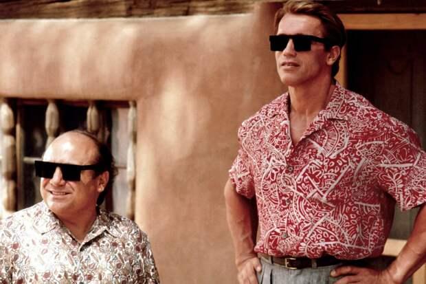 Арнольд Шварценеггер и Дэнни ДеВито вернутся в сиквеле «Близнецов»