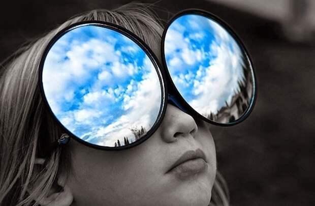 Почему сзакрытыми глазами мывидим какие-то узоры