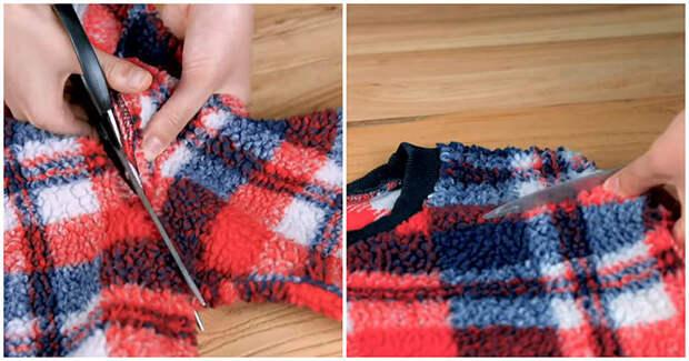 5 удачных идей, как красиво переделать старый свитер