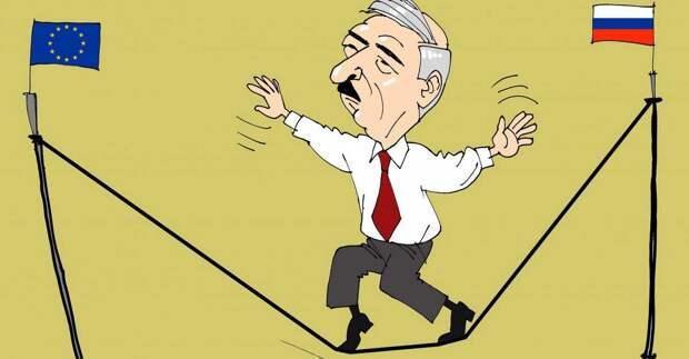 Россию призвали готовиться к опасным последствиям белорусской многовекторности
