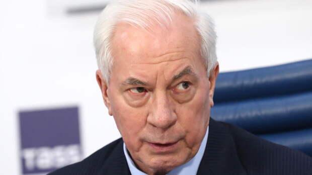 Азаров ответил мечтающим о распаде России украинцам пословицей