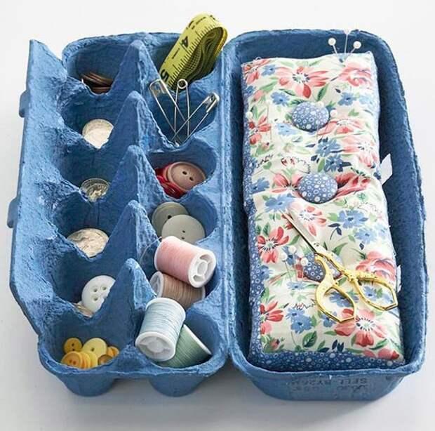 Поделки из яичных коробок - весело и легко!