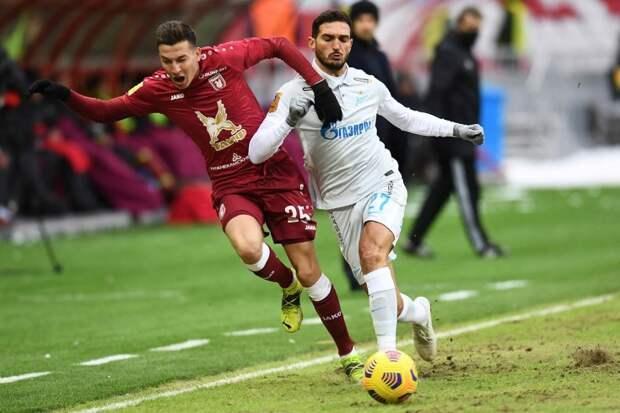 «Зенит» должен был изначально вести игру с позиции силы. Но незвездные футболисты «Рубина» на фоне питерцев выглядели ярче