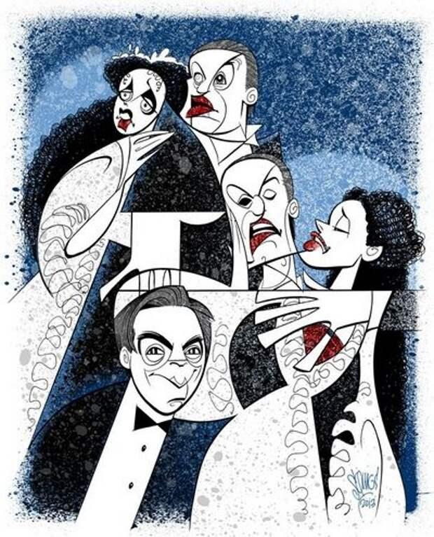 Призрак Оперы. Густав Леру