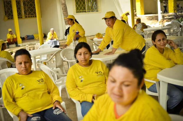 prison14 Латиноамериканские тюрьмы: мужская и женская